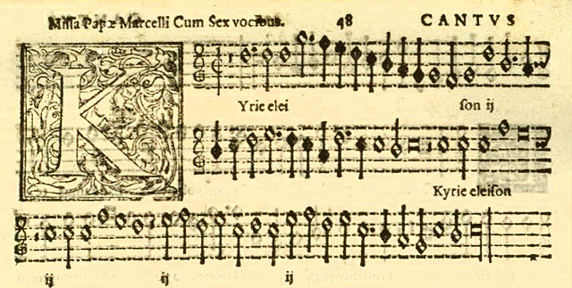 Western Music Literature | The Renaissance | Sacred Vocal Polyphony
